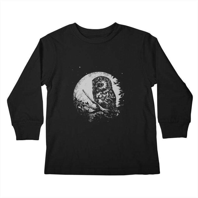 Friend of the Night Kids Longsleeve T-Shirt by Cumix47's Artist Shop