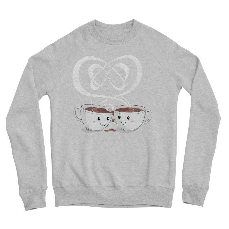 Coffee Lovers Women's Sweatshirt by Cumulo 7