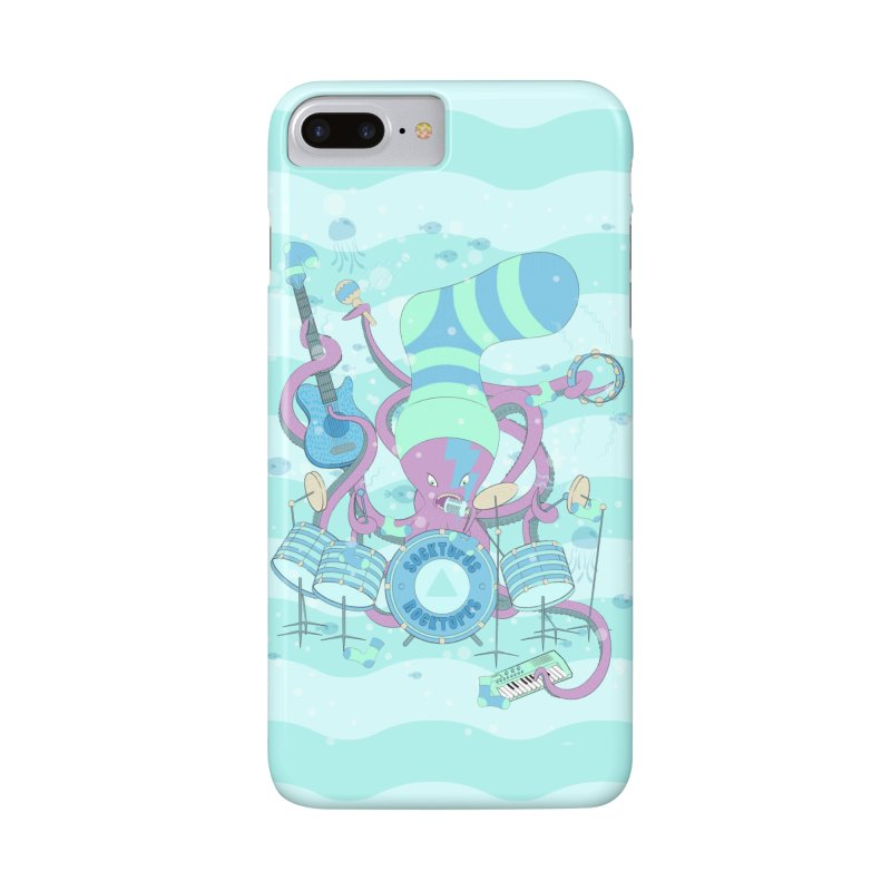Socktopus Rocktopus Accessories Phone Case by cumulo7's Artist Shop