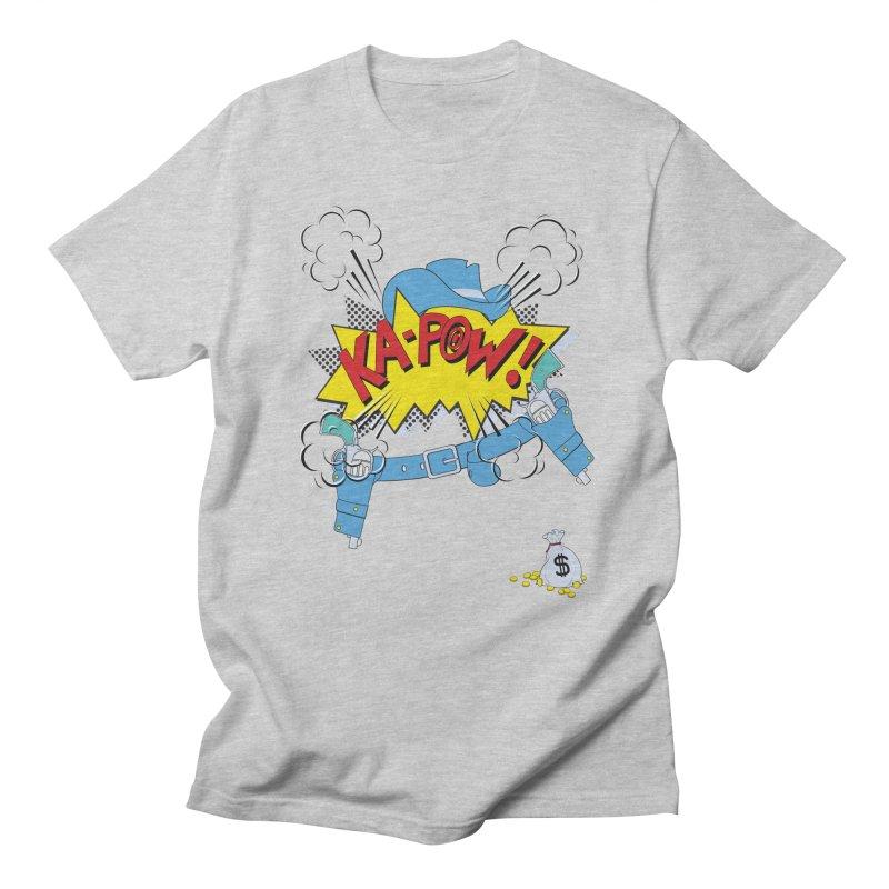 Ka-PowBoy!! Men's T-shirt by cumulo7's Artist Shop