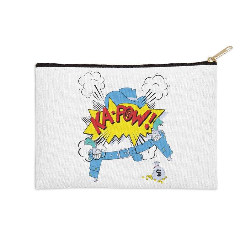 Ka-PowBoy!! Accessories Zip Pouch by cumulo7's Artist Shop
