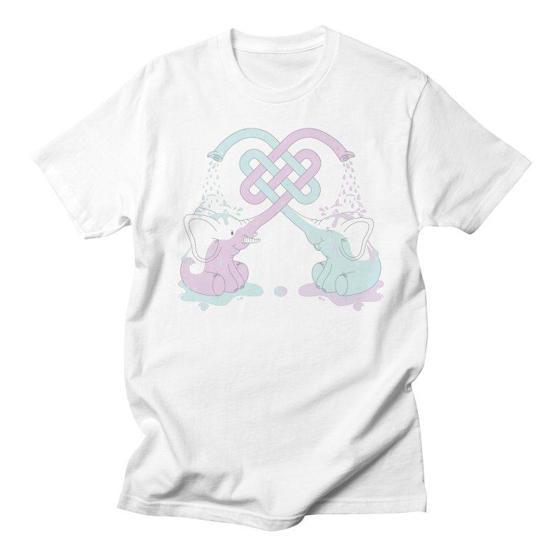 Elefunt Women's Unisex T-Shirt by cumulo7's Artist Shop