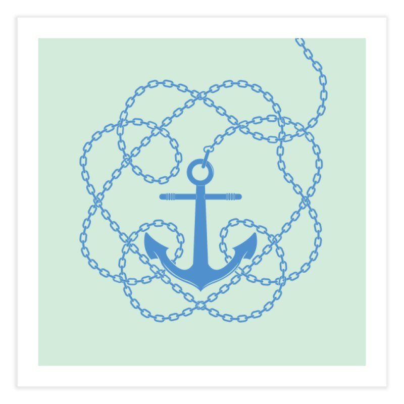 Anchord in Fine Art Print by cumulo7's Artist Shop