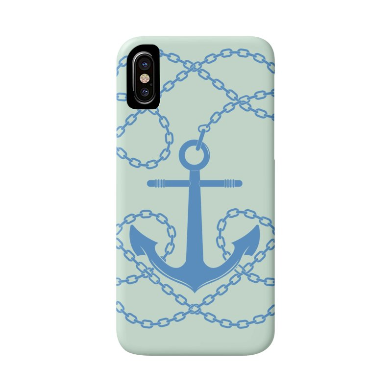 Anchord Accessories Phone Case by Cumulo 7