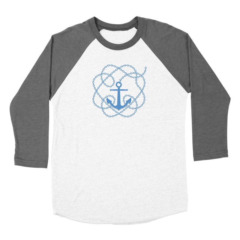 Anchord Women's Longsleeve T-Shirt by Cumulo 7