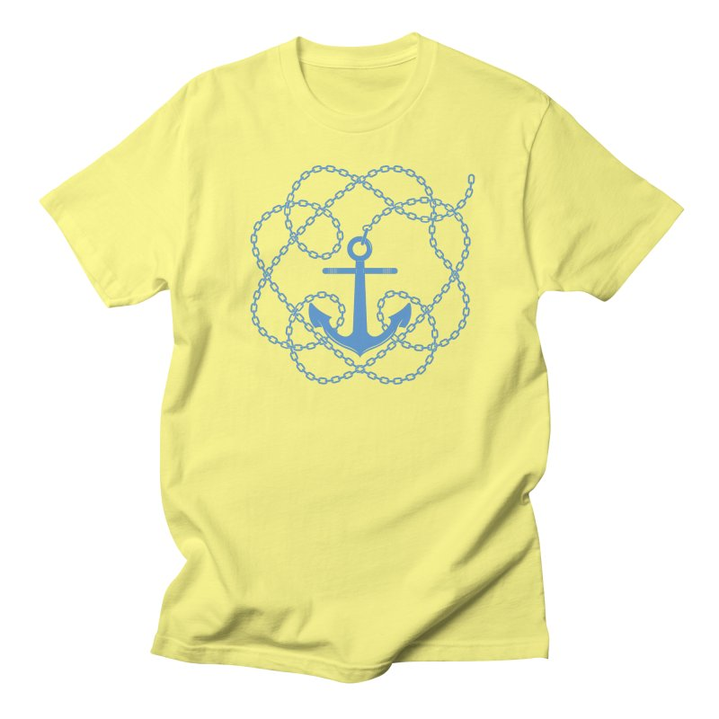 Anchord Men's T-Shirt by Cumulo 7
