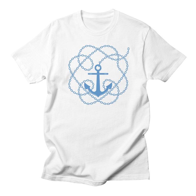 Anchord Women's Unisex T-Shirt by cumulo7's Artist Shop