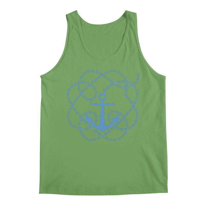 Anchord Men's Tank by Cumulo 7