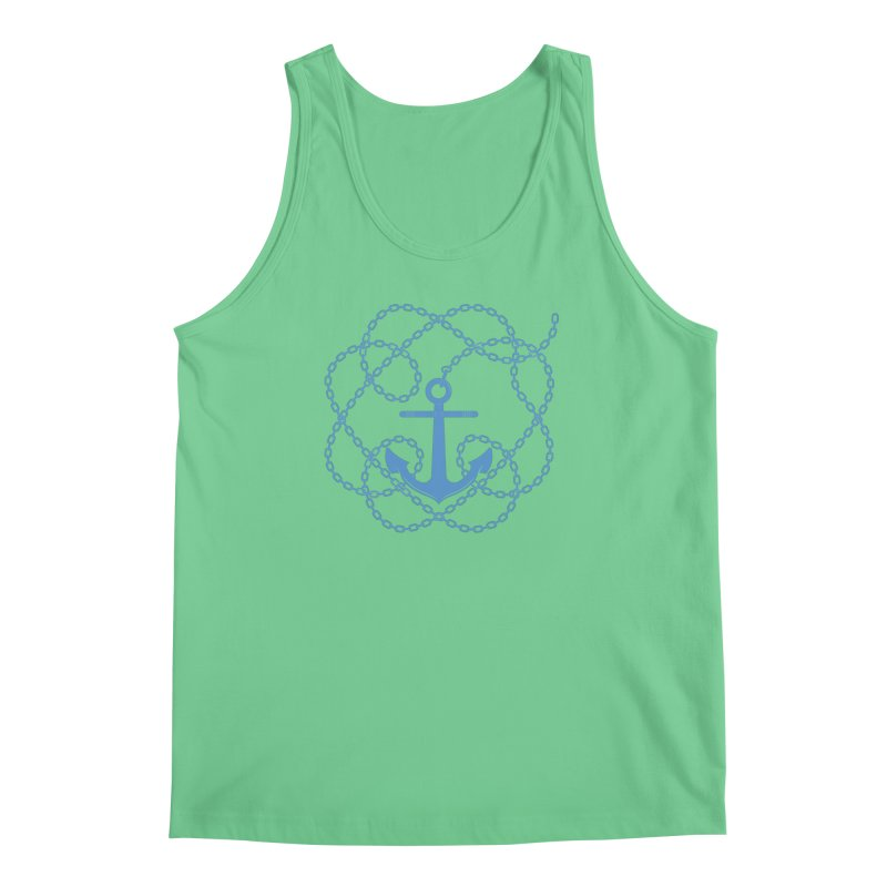 Anchord Men's Tank by cumulo7's Artist Shop