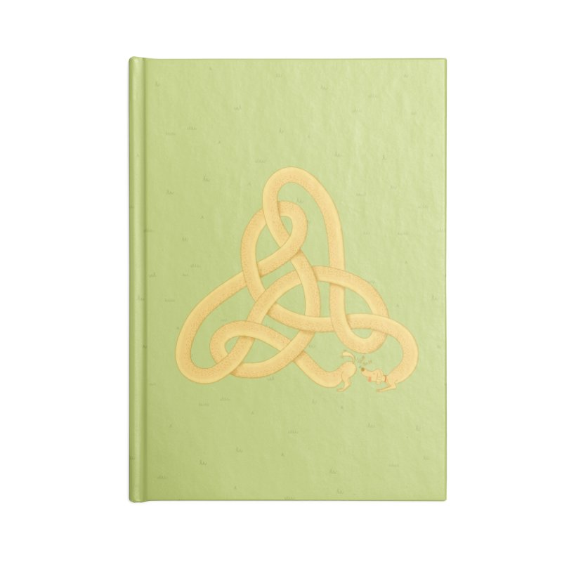 Fragrance Accessories Blank Journal Notebook by Cumulo 7