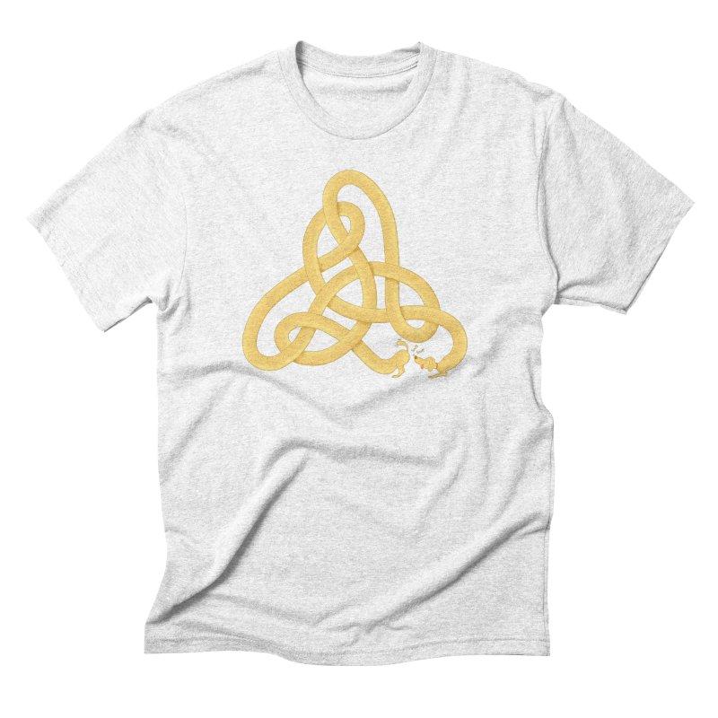 Fragrance Men's Triblend T-shirt by cumulo7's Artist Shop