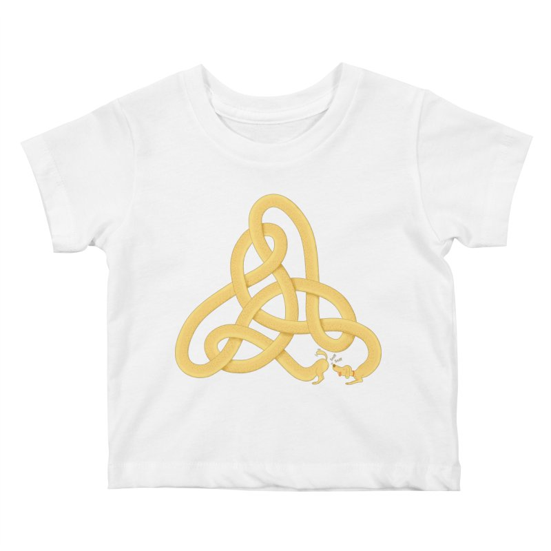 Fragrance Kids Baby T-Shirt by cumulo7's Artist Shop