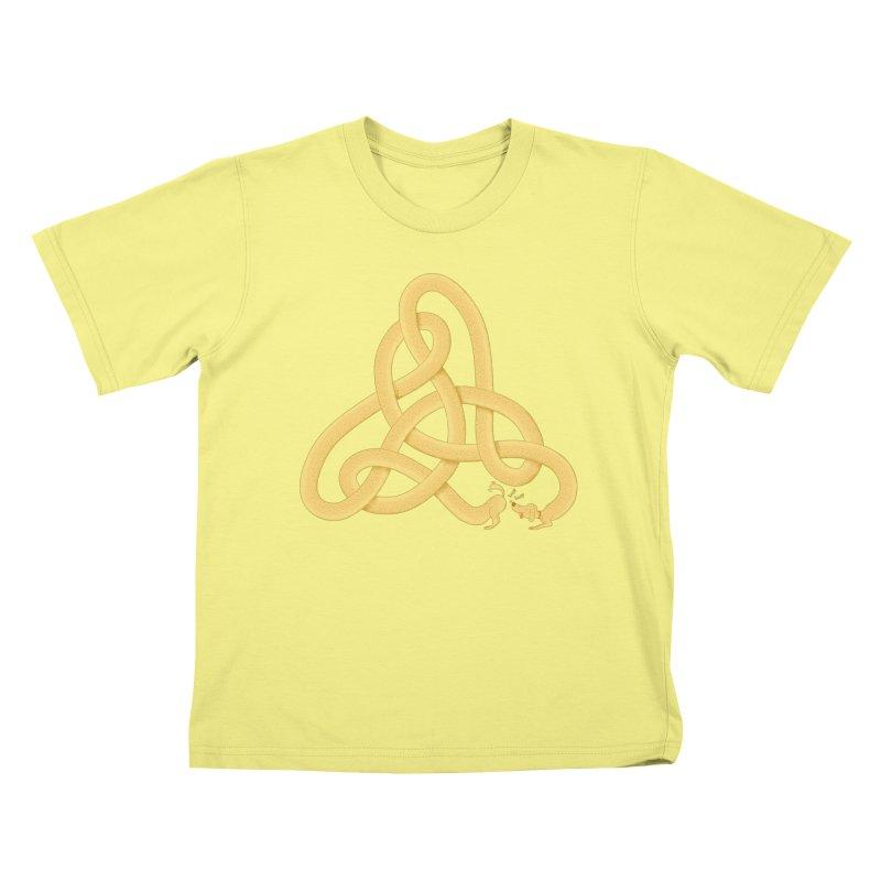 Fragrance Kids T-shirt by cumulo7's Artist Shop