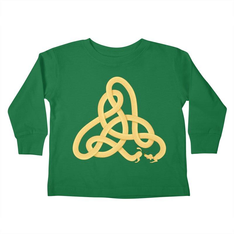 Fragrance Kids Toddler Longsleeve T-Shirt by Cumulo 7