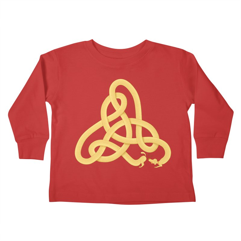 Fragrance Kids Toddler Longsleeve T-Shirt by cumulo7's Artist Shop