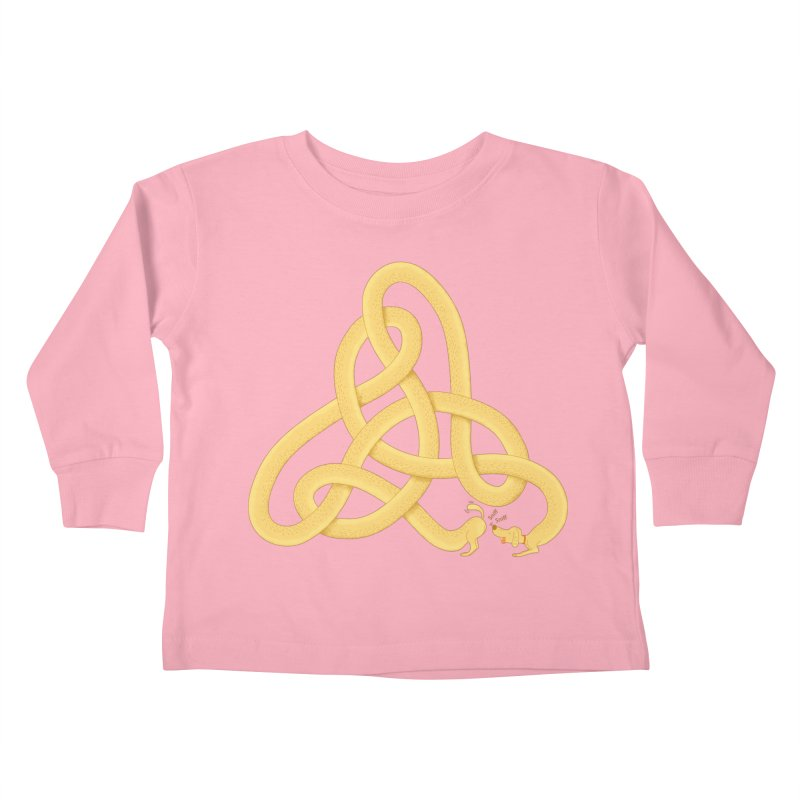Fragrance Kids Toddler Longsleeve T-Shirt by Cumulo 7