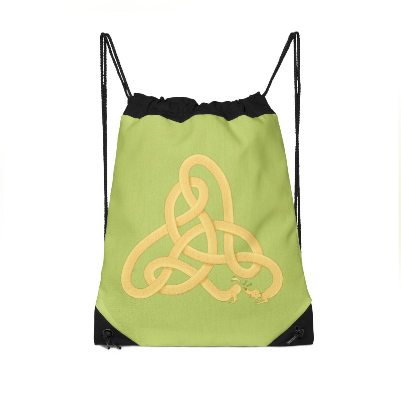 Fragrance Accessories Drawstring Bag Bag by Cumulo 7