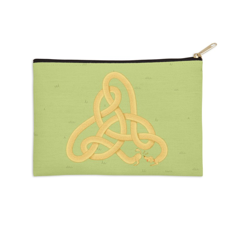 Fragrance Accessories Zip Pouch by cumulo7's Artist Shop
