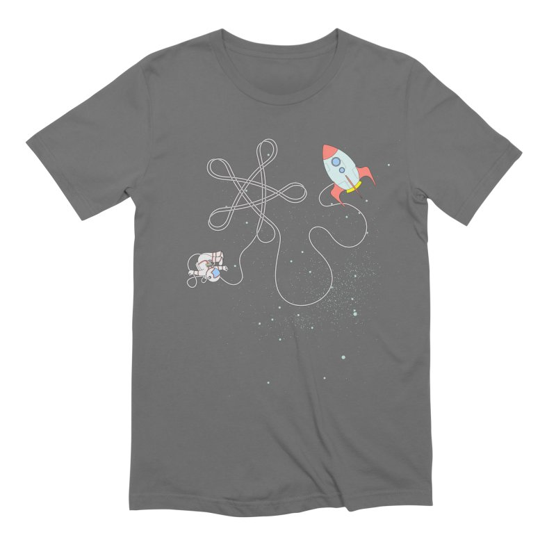 Twinkle, Twinkle, Little Space Man Men's Extra Soft T-Shirt by Cumulo 7
