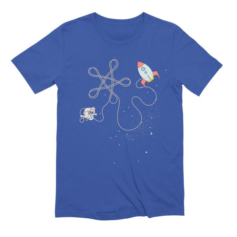 Twinkle, Twinkle, Little Space Man Men's Extra Soft T-Shirt by cumulo7's Artist Shop