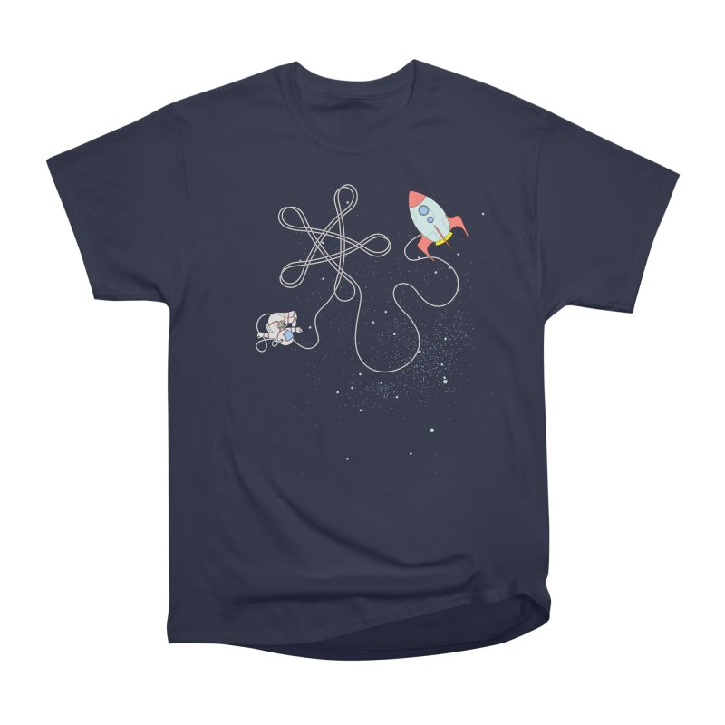 Twinkle, Twinkle, Little Space Man Men's Heavyweight T-Shirt by cumulo7's Artist Shop