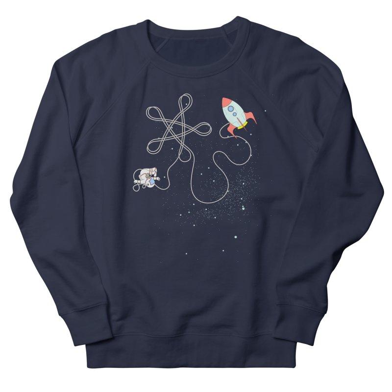 Twinkle, Twinkle, Little Space Man Women's Sweatshirt by Cumulo 7