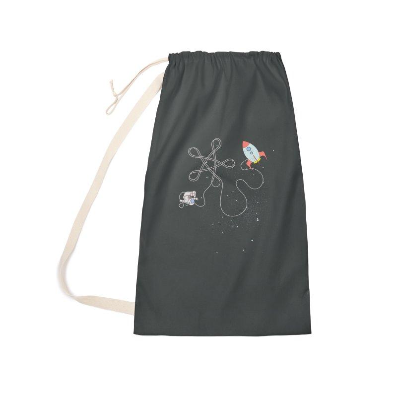 Twinkle, Twinkle, Little Space Man Accessories Bag by Cumulo 7