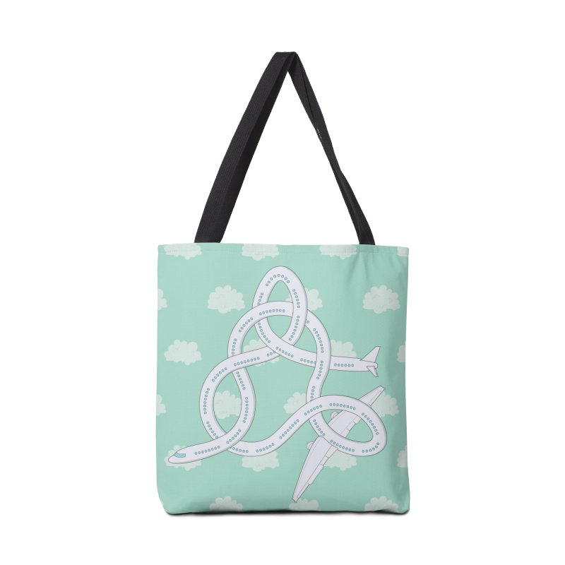 Airplane! Accessories Bag by cumulo7's Artist Shop