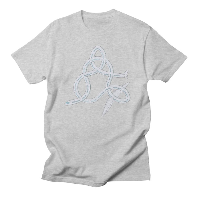 Airplane! Men's T-Shirt by Cumulo 7
