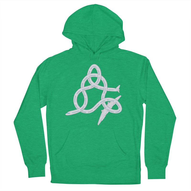 Airplane! Women's Pullover Hoody by cumulo7's Artist Shop