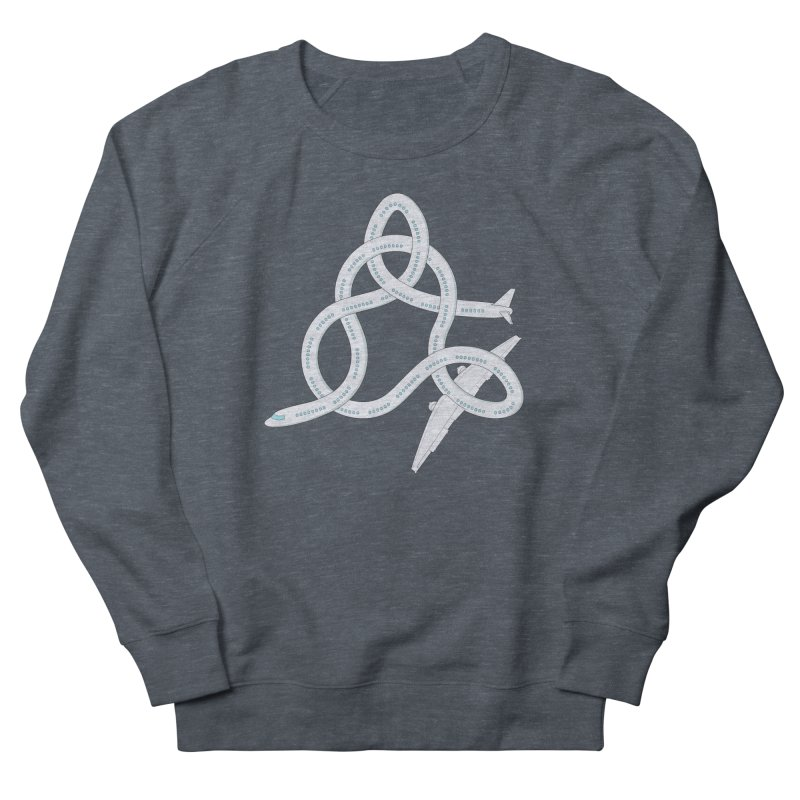 Airplane! Women's French Terry Sweatshirt by cumulo7's Artist Shop
