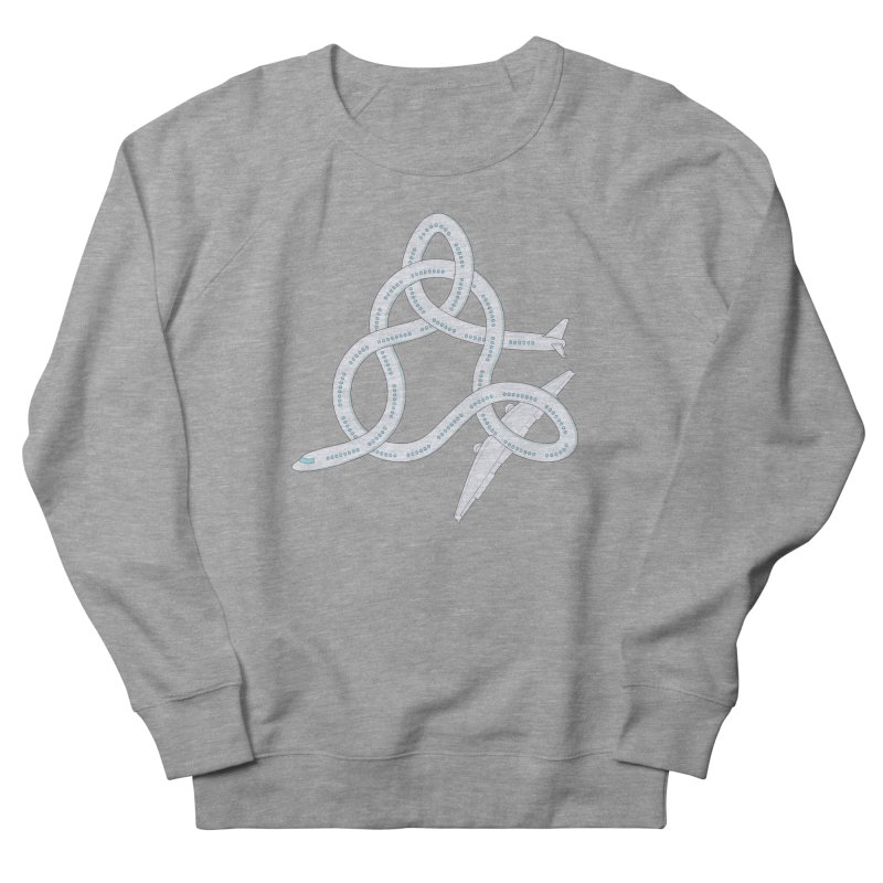 Airplane! Women's Sweatshirt by cumulo7's Artist Shop