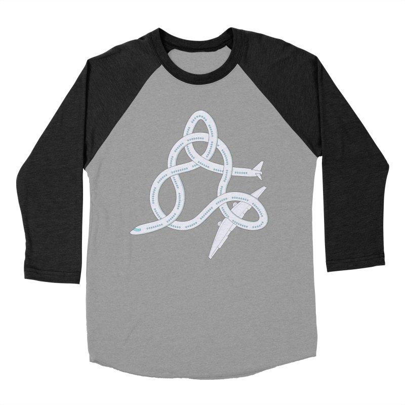Airplane! Women's Baseball Triblend Longsleeve T-Shirt by cumulo7's Artist Shop