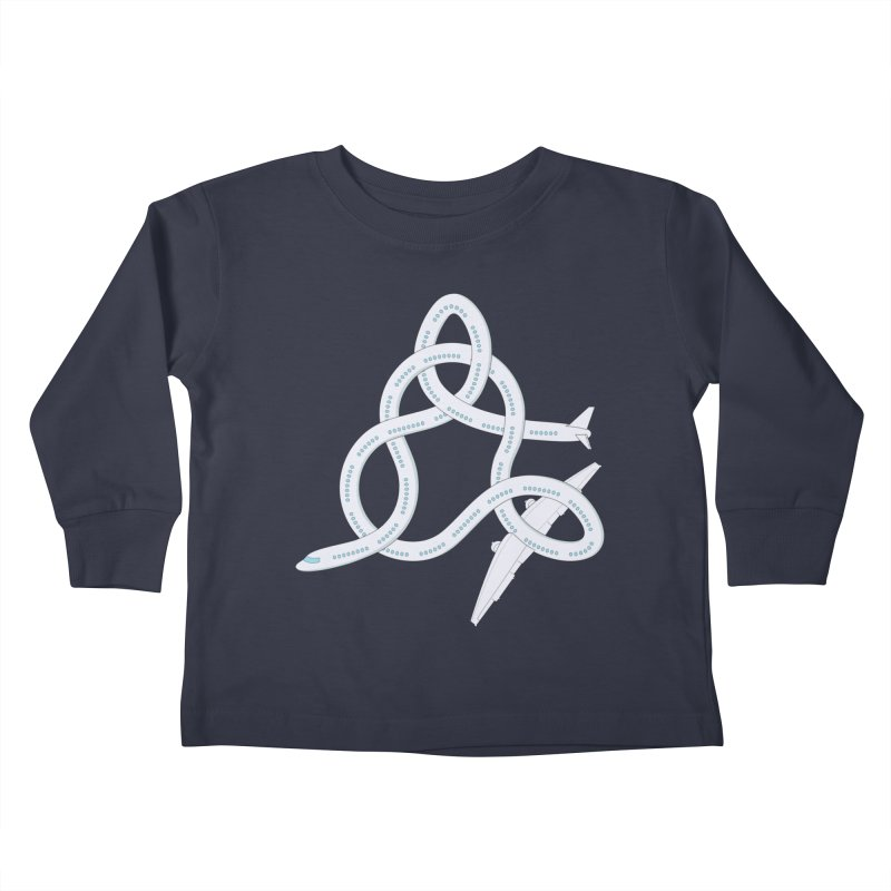 Airplane! Kids Toddler Longsleeve T-Shirt by cumulo7's Artist Shop