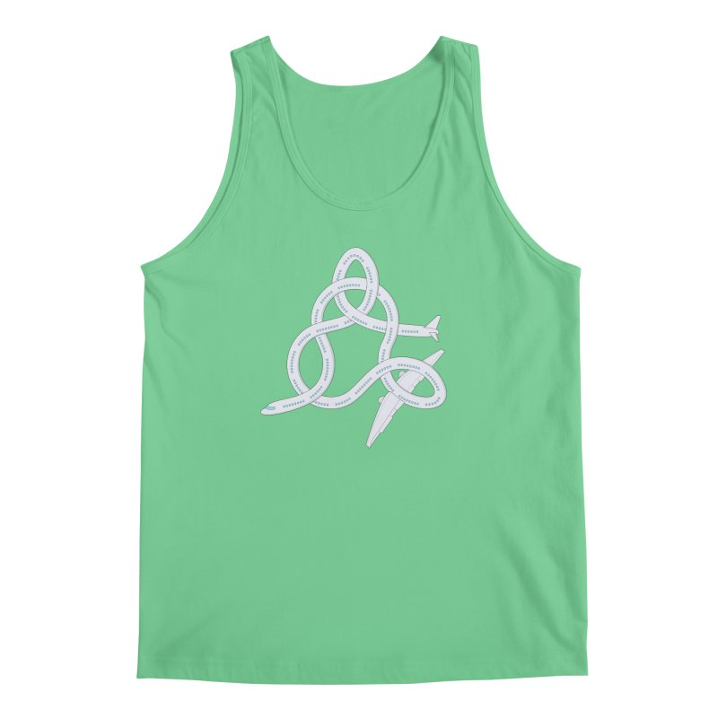 Airplane! Men's Regular Tank by cumulo7's Artist Shop