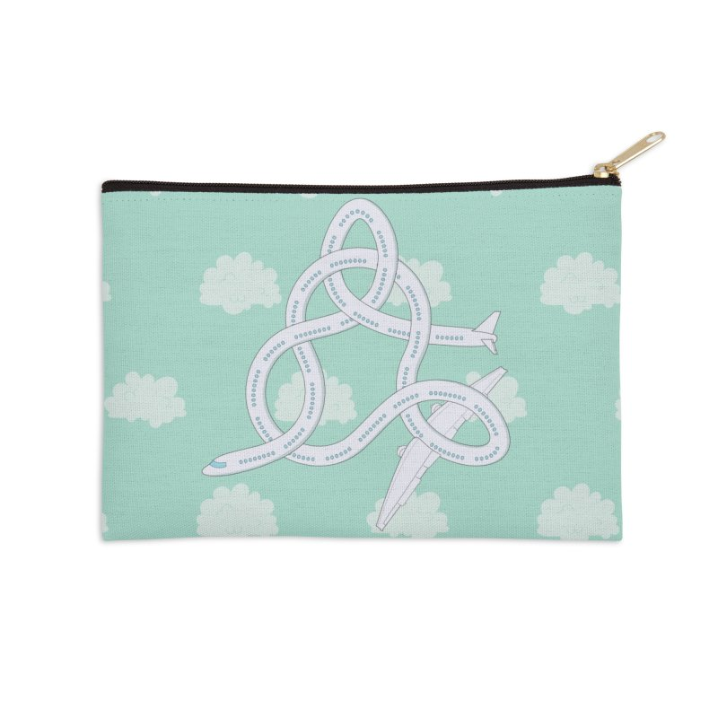 Airplane! Accessories Zip Pouch by cumulo7's Artist Shop