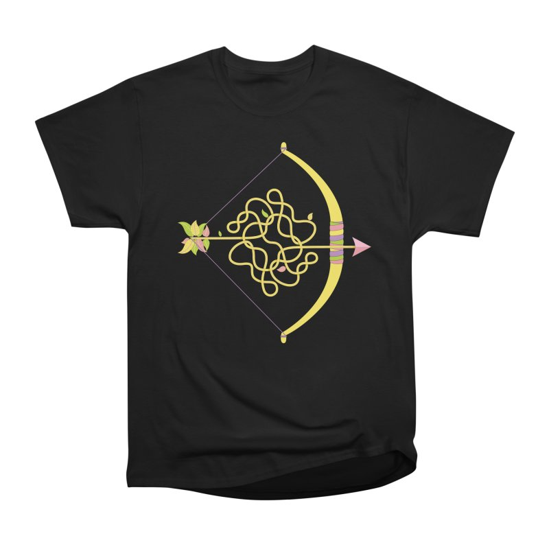 Knotted Arrow Women's Classic Unisex T-Shirt by cumulo7's Artist Shop