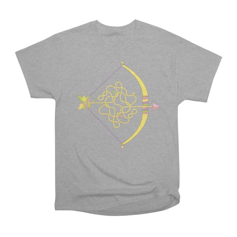 Knotted Arrow Men's Classic T-Shirt by cumulo7's Artist Shop