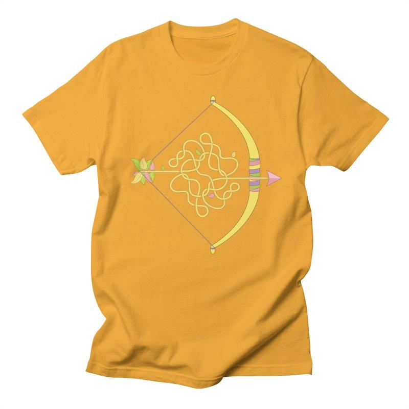 Knotted Arrow Women's Regular Unisex T-Shirt by cumulo7's Artist Shop