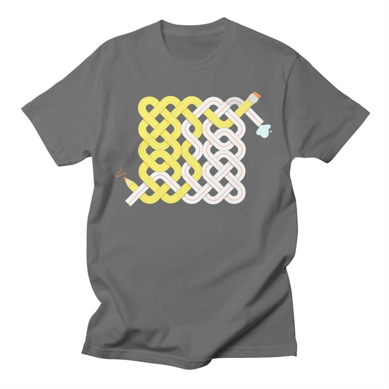 Exstrawdinary Drawing. Men's T-Shirt by Cumulo 7