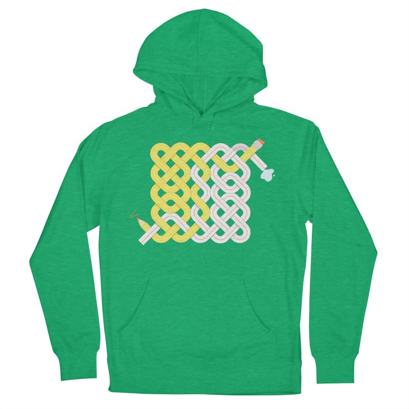 Exstrawdinary Drawing. Men's Pullover Hoody by cumulo7's Artist Shop