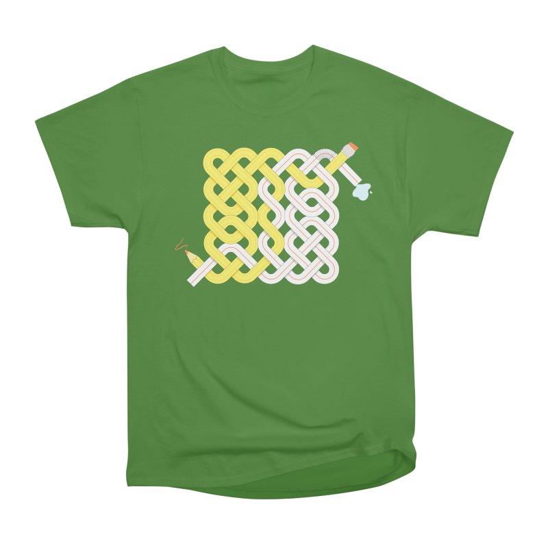 Exstrawdinary Drawing. Men's Classic T-Shirt by cumulo7's Artist Shop