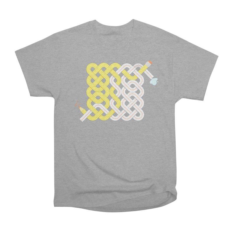 Exstrawdinary Drawing. Women's Classic Unisex T-Shirt by cumulo7's Artist Shop
