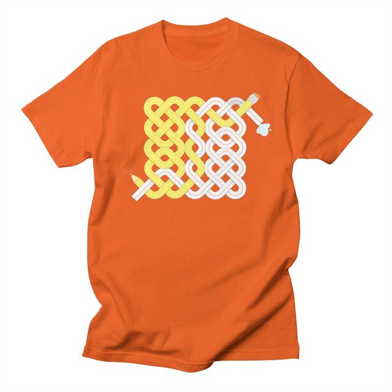 Exstrawdinary Drawing. Men's T-Shirt by cumulo7's Artist Shop