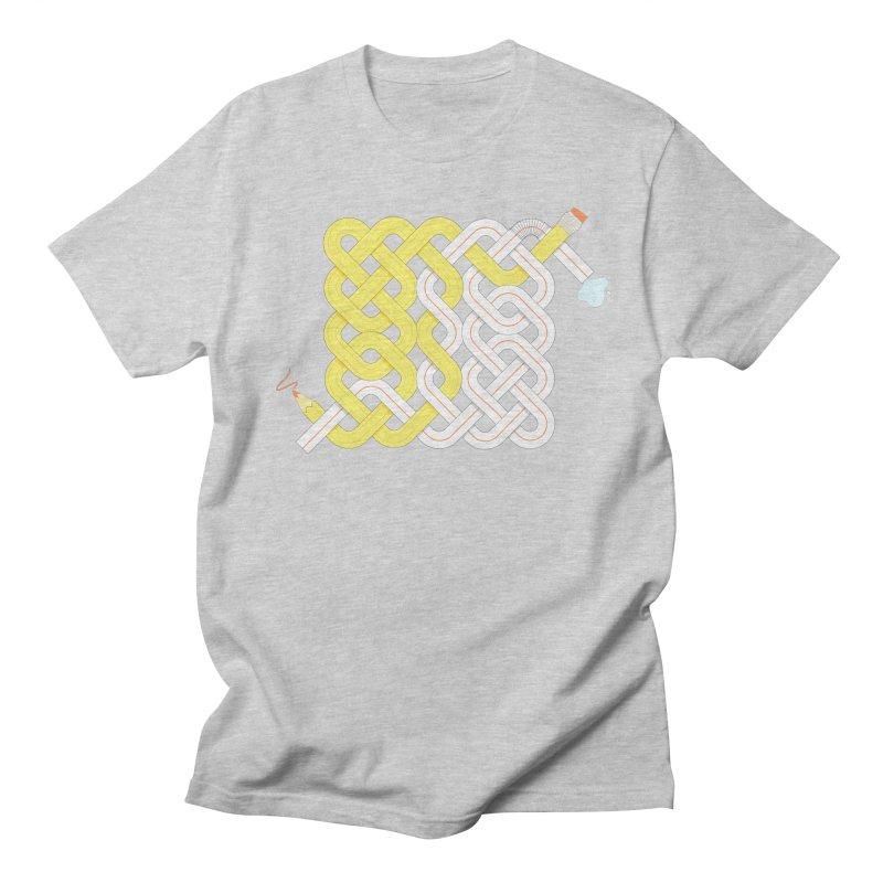 Exstrawdinary Drawing. Women's Regular Unisex T-Shirt by cumulo7's Artist Shop
