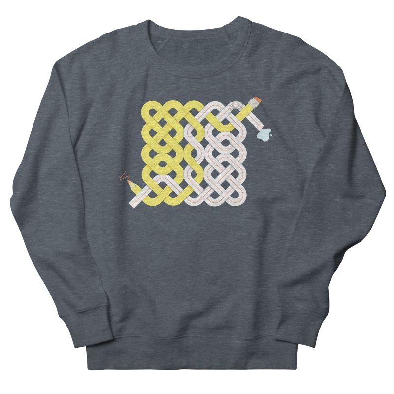 Exstrawdinary Drawing. Men's Sweatshirt by cumulo7's Artist Shop