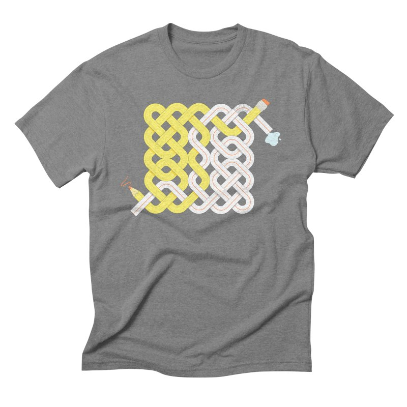 Exstrawdinary Drawing. Men's Triblend T-Shirt by Cumulo 7
