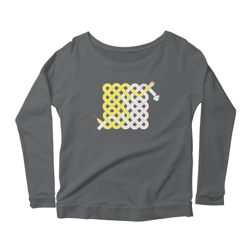Exstrawdinary Drawing. Women's Longsleeve T-Shirt by Cumulo 7
