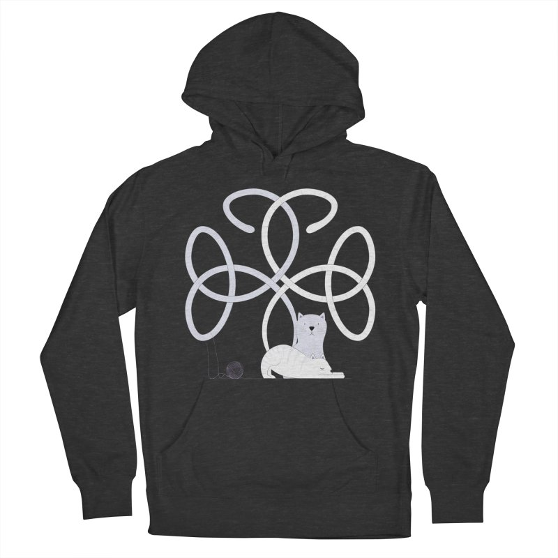 Cats Women's Pullover Hoody by cumulo7's Artist Shop