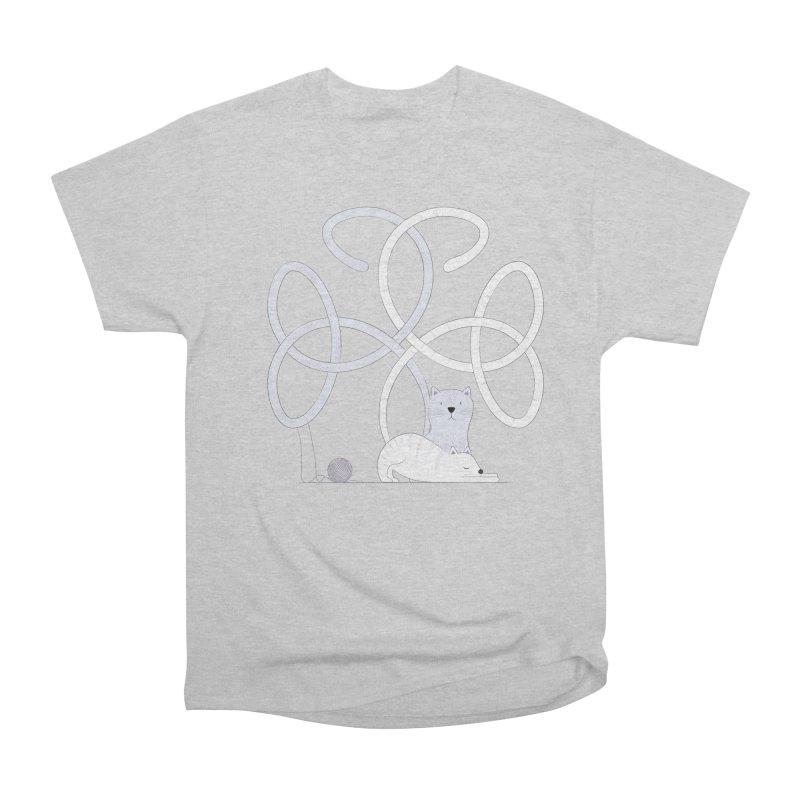 Cats Men's Classic T-Shirt by cumulo7's Artist Shop